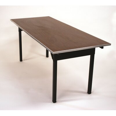 Maywood Furniture Original Series Rectangle Folding Banquet Table