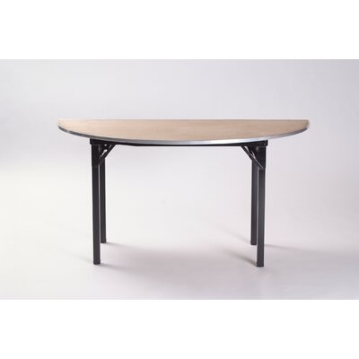 Maywood Furniture Original Series Plywood Half Round Folding Banquet Table