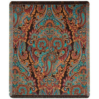 Manual Woodworkers &amp; Weavers Ariana Tapestry Throw