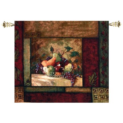 Manual Woodworkers & Weavers Classics Revised Still Life Tapestry