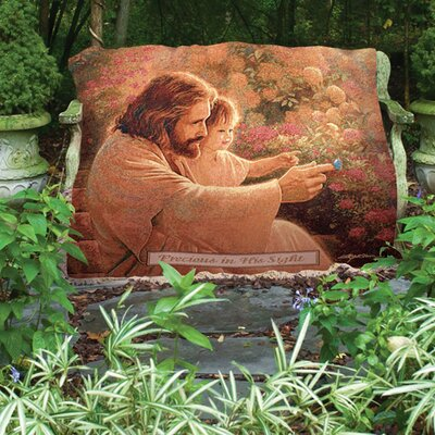 Manual Woodworkers & Weavers Precious in His Sight Tapestry Cotton Throw