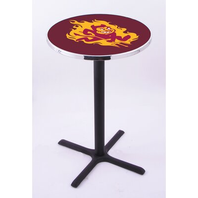 Holland Bar Stool #211 Logo Series Table Base