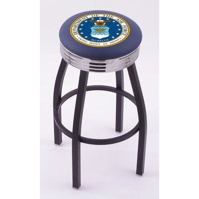 Holland Bar Stool US Military Swivel Bar Stool