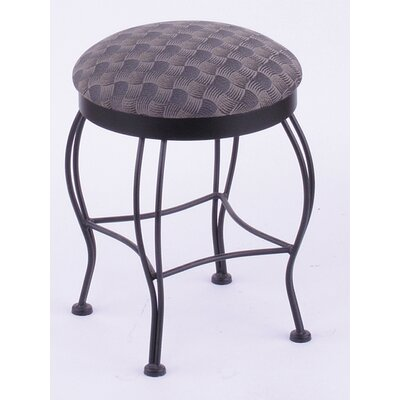 Georgian Backless Swivel Barstool