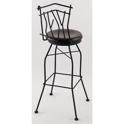Holland Bar Stool Aspen Swivel Bar stool