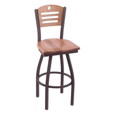 Voltaire Swivel Bar Stool