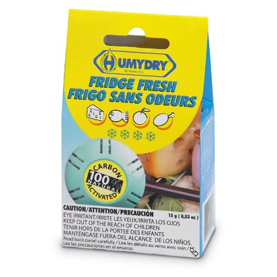 Humydry Fridge Fresh Odor Absorber