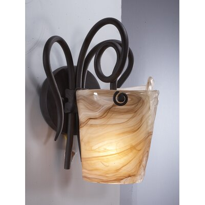 Kalco Tribecca 1 Light Wall Sconce
