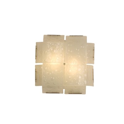 Kalco Cirrus 2 Light Wall Sconce / Flush Mount