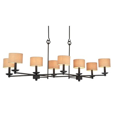 Kalco Charlestowne 8 Light Chandelier
