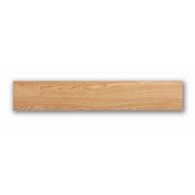 "IPG Boardwalk Dryback 6"" x 36"" Vinyl Plank in Natural"
