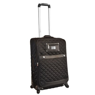Adrienne Vittadini Quilted 4 Piece Luggage Set