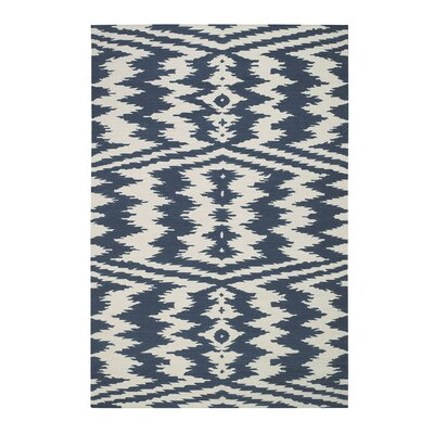 Genevieve Gorder Rugs Junction Bokrum Blue Rug