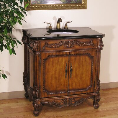 "Legion Furniture Woodbridge 36"" Sink Vanity Set"