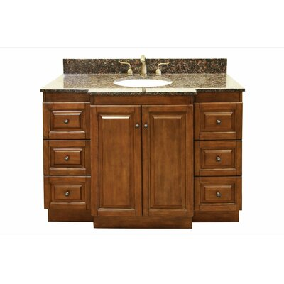 legion furniture 49 single bathroom vanity set with vanity top