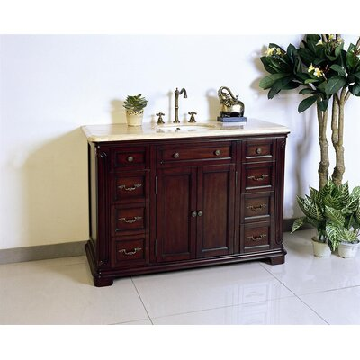 Legion Furniture Solid Wood Sink Chest