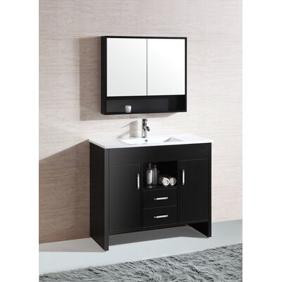 "Legion Furniture 39"" Sink Vanity Set with Mirror"