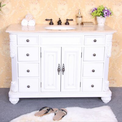 "Legion Furniture 48"" Single Bathroom Vanity Set"