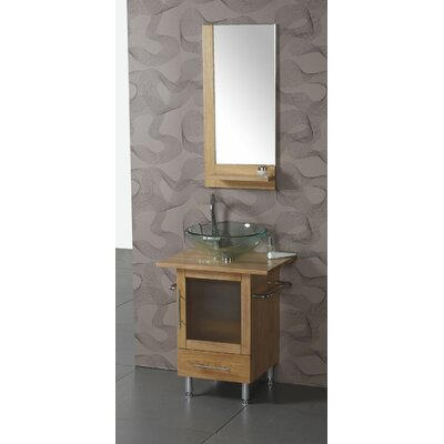 "Legion Furniture 24"" Single Bathroom Vanity Set"