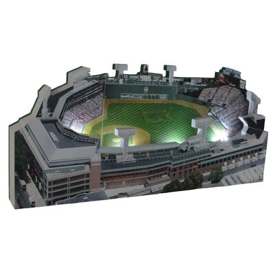 HomeFields MLB Jumbo Super Stadium without Display Case
