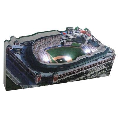 HomeFields MLB Jumbo Super Stadium without Display Case