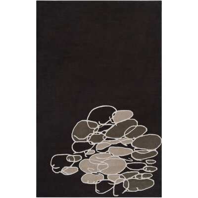Noah Packard Signature Dark Chocolate Rug