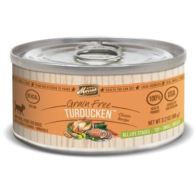 Merrick Pet Care Classic Small Breed Turducken Canned Dog Food (3.2-oz, case of 24)