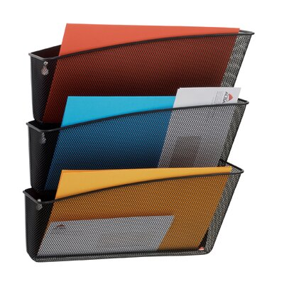 Alba Mesh Pockets Wall File