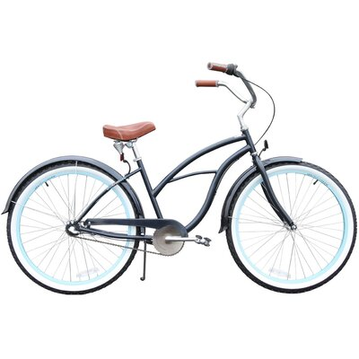 Sixthreezero Bikes Women's Classic Edition 3 Speed Cruiser