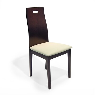 Aeon Furniture Angled Back Side Chair