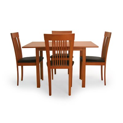 Aeon Furniture Multipurpose Flip 5 Piece Dining Set