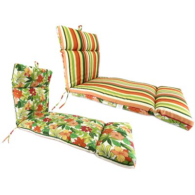 Jordan Manufacturing Chaise Lounge Reversible Cushion