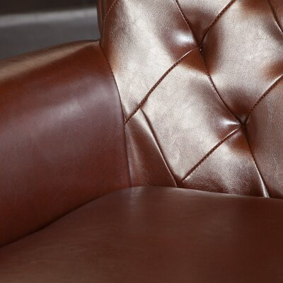 Home Loft Concept Franklin Leather Chair