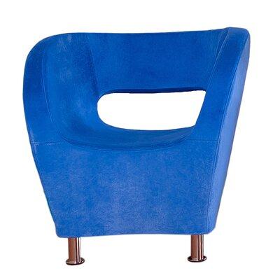 Home Loft Concept Hester Microfiber Modern Chair