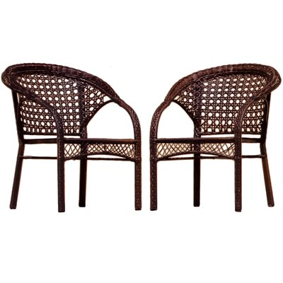Home Loft Concept Arm Chair (Set of 2)
