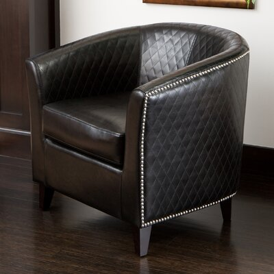 Home Loft Concept Mia Bonded Leather Chair