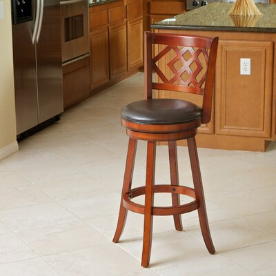 Home Loft Concept Eclipse Swivel Barstool