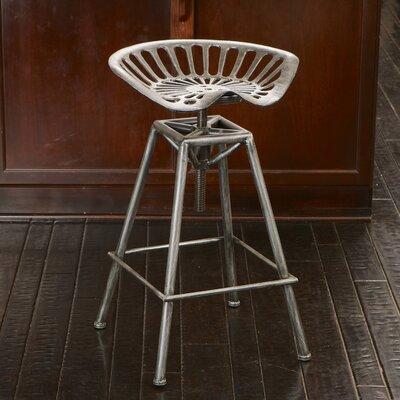 Home Loft Concept Aroldis Saddle Barstool