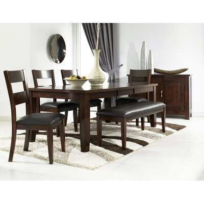 Urban Styles Alpine Ridge 6 Piece Dining Set