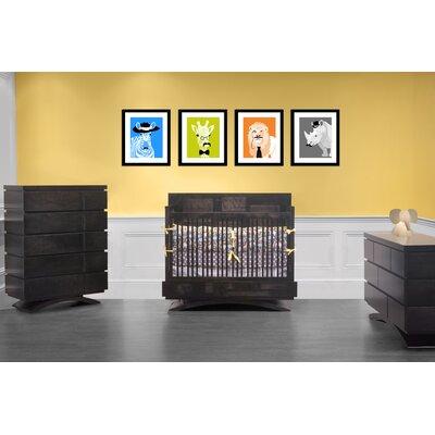 Capretti Design Milano Convertible Nursery Set