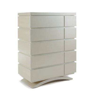 Capretti Design Milano 5-Drawer Chest