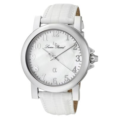 Men's Alpha Round Watch