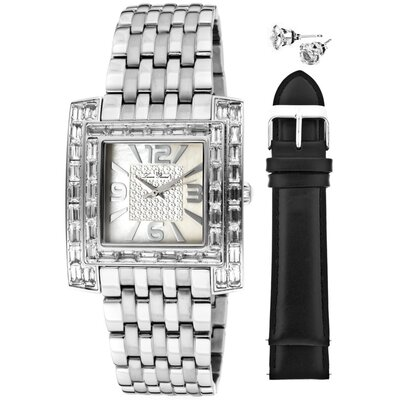 Women's Gemma Rectangle Watch