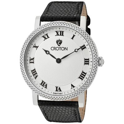 Men's Ermex Round Watch