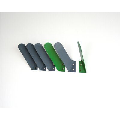 Merkled Studio Set of 7 Coat Hooks