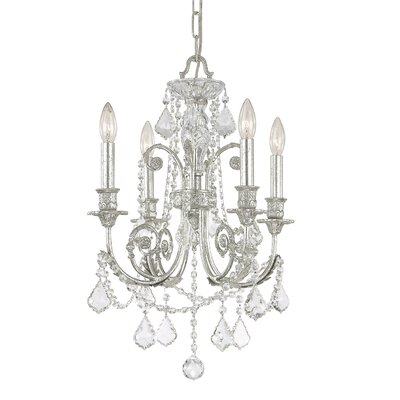 Regis 4 Light Chandelier