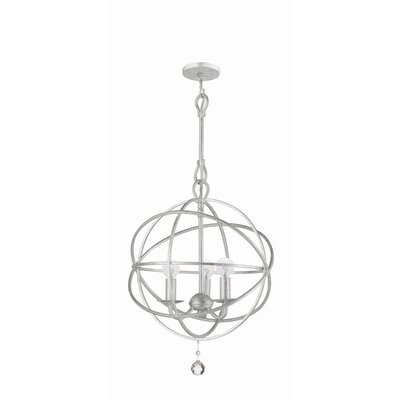 Solaris 3 Light Mini Chandelier