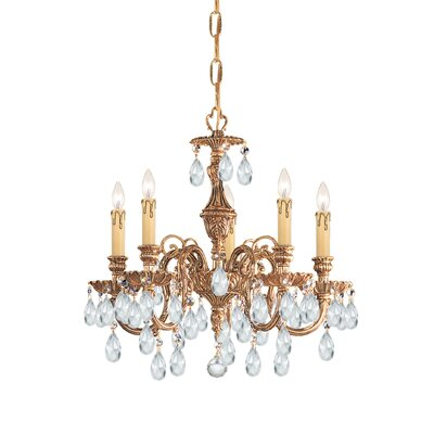 Novella 5 Light Chandelier