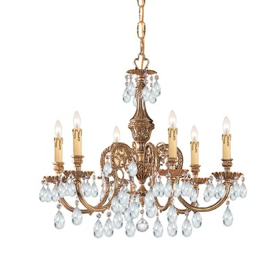 Novella 6 Light Chandelier