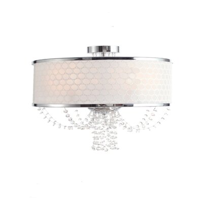 Allure 5 Light Mini Chandelier